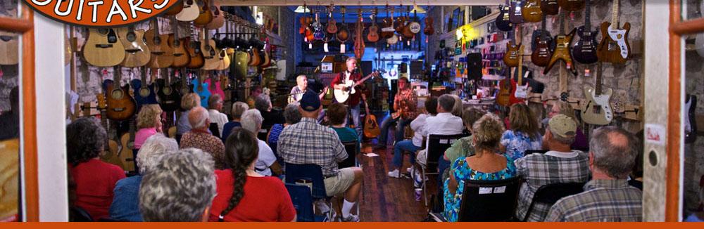 Guitar and Band Instrument Service & Repair Austin TX